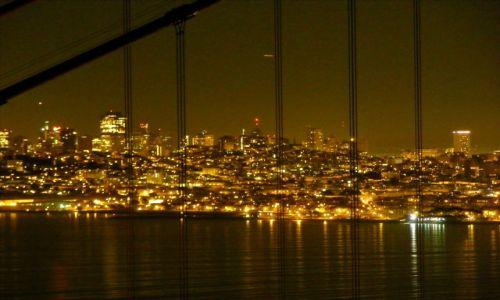 Zdjecie USA / Kalifornia / San Francisco / San Francisco noca