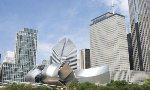 USA / Illinois / Chicago / Chicago- Millenium Park