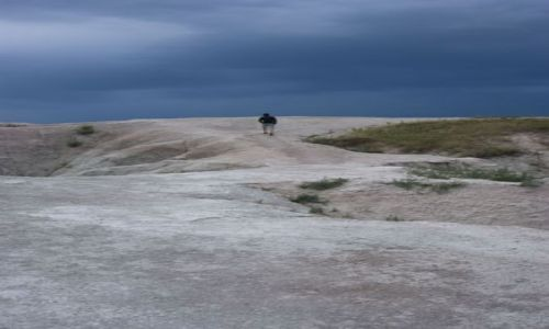 USA / South Dakota / Badlands Park / Badlands Park_1