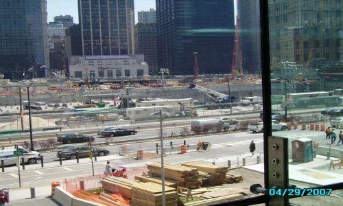 Zdjecie USA / New York / Manhatan / WTC