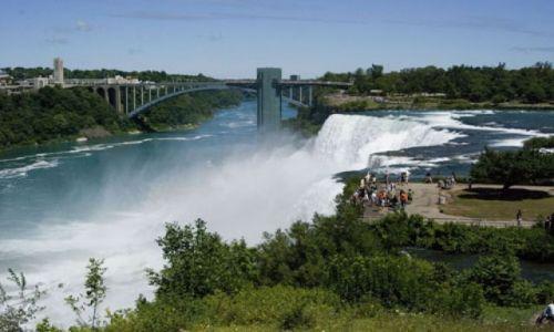 Zdjęcie USA / USA / Niagara Fals / Wodospad