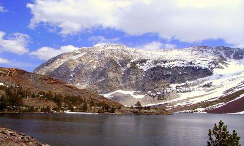 Zdjęcie USA / Nevada / w drodze do Yosemite / Elisabeth Lake