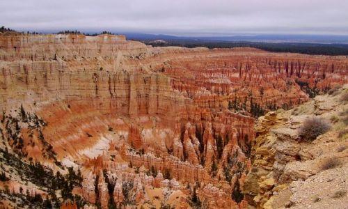 Zdjecie USA / Arizona / Bryce Canyon / amfiteatr Bryce Canyon
