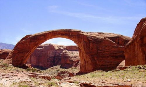 Zdjecie USA / Arizona / Rainbow Bridge / Rainbow Bridge