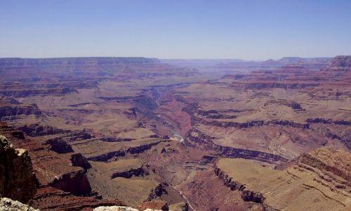 Zdjecie USA / Arizona / południowa krawędż Grand Canyon / Grand Canyon - South Rim