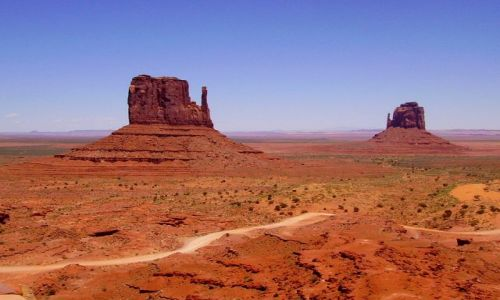 USA / Arizona / Monument Valley /