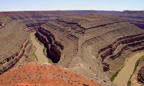 Zdjecie USA / Arizona / w drodze do Monument Valley - Park Stanowy