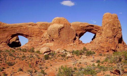 Zdjecie USA / Utah / Arches Nat.Park / znane