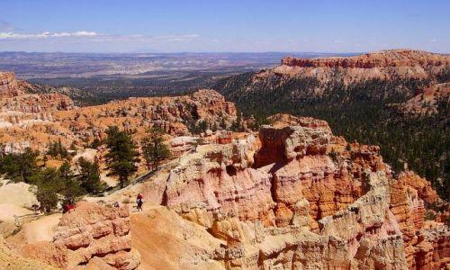 USA / Arizona / Bryce Canyon / eksploracja Bryce Canyon