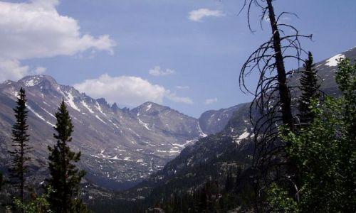 Zdjęcie USA / Colorado / Rocky Mountain Nat.Park /