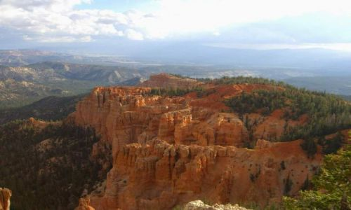Zdjecie USA / Utah / Bryce National Park / Bryce National