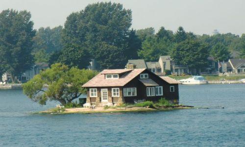 Zdjecie USA / NY / St Lawrence River / Thousand Islands