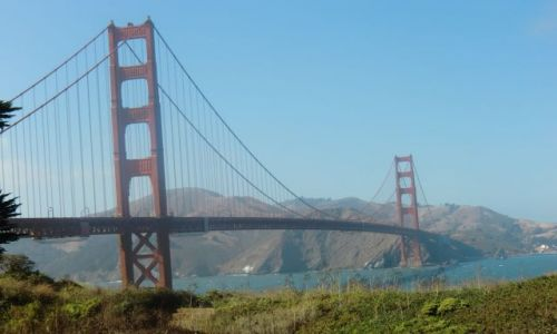 Zdjecie USA / California / San Francisco / Golden Gate Bridge