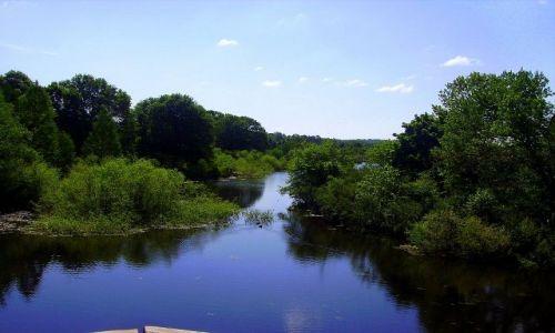 Zdjęcie USA / North Carolina / okolice Sanford / tereny parku i ZOO w North Carolina