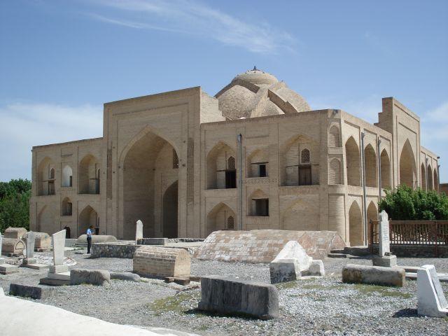 Zdjęcia: Kompleks Bahouddin Naqshband, Wilojat Buchary, Kompleks Bahouddin Naqshband, UZBEKISTAN