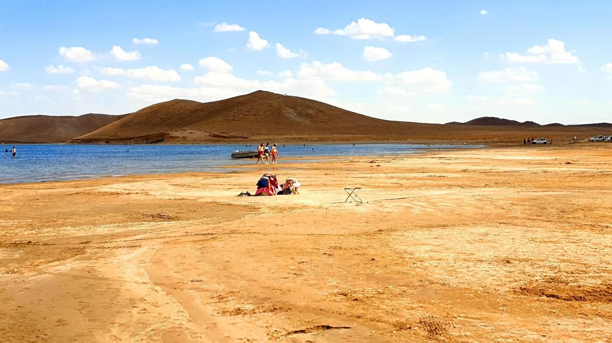 Zdjęcia: Aydarkul, Aydarkul, Plaża, UZBEKISTAN