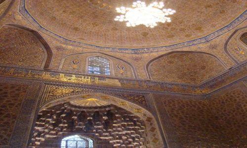 Zdjecie UZBEKISTAN / - / Samarkanda / Amur Timur Mausoleum