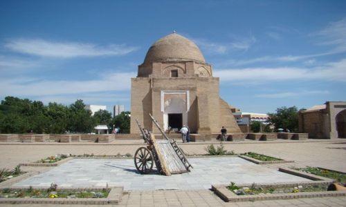 Zdjecie UZBEKISTAN / - / Samarkanda / Stara Samarkanda