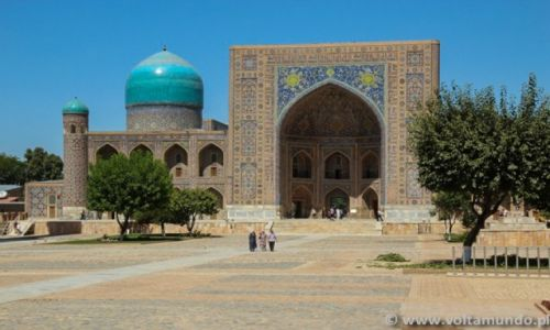 Zdjecie UZBEKISTAN / --- / --- / Volta ao Mundo- Uzbekistan