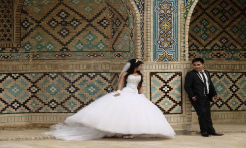 Zdjecie UZBEKISTAN / Uzbekistan / Buchara / Miłość po uzbec
