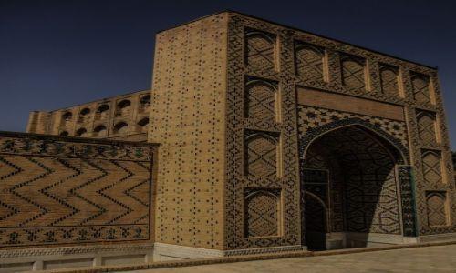 Zdjęcie UZBEKISTAN / Samarkanda / Registan / Medresa