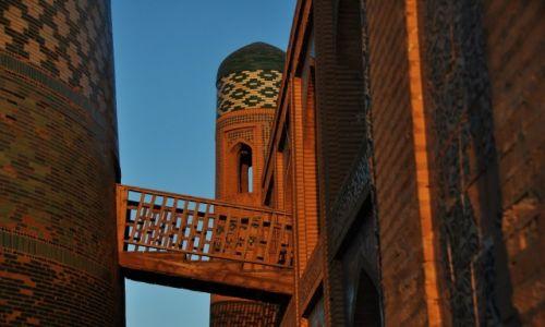 UZBEKISTAN / Chiwa / obok Kalta Minor / Islam w pigułce