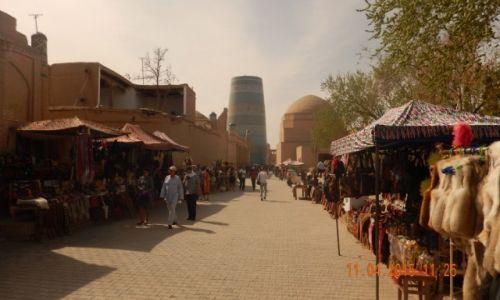 Zdjęcie UZBEKISTAN / Azja Środkowa / Chiwa - perełka Jedwabnego Szlaku / Chiwa