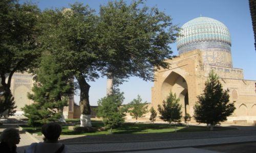 Zdj�cie UZBEKISTAN / Samarkanda / Samarkanda / Samarkanda