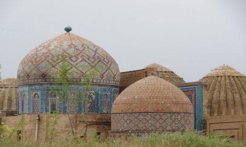 Zdj�cie UZBEKISTAN / - / Samarkanda / Shah-i Zinda Nekropolia Timuryd�w