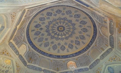 Zdjecie UZBEKISTAN / - / Samarkanda / Shah-i Zinda -
