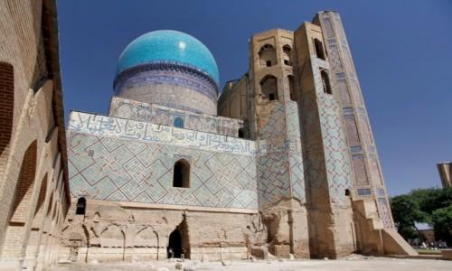 UZBEKISTAN / Samarkanda / Samarkanda / Meczet Bibi Chanum