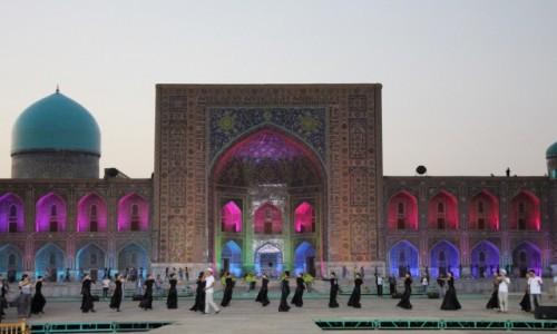 Zdjecie UZBEKISTAN / - / Samarkanda-Registan / Registan