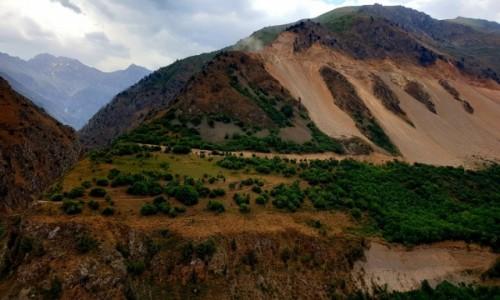 Zdjecie UZBEKISTAN / Taszkent / Charvak / Góry Czatkalskie
