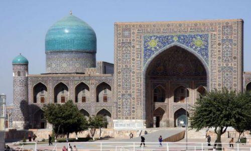 Zdjecie UZBEKISTAN / brak / Uzbekistan / Architektura