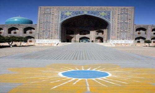 Zdjecie UZBEKISTAN / brak / Uzbekistan / Architeltura