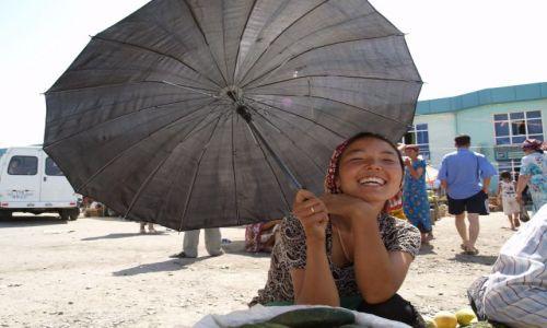 Zdjecie UZBEKISTAN / brak / Uzbekistan / Dziewczyna z Uz