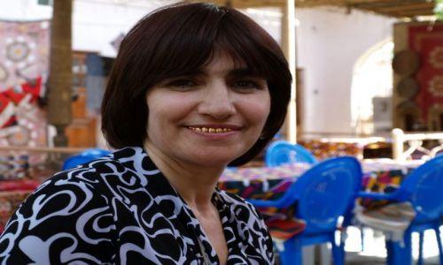 Zdjecie UZBEKISTAN / brak / Uzbekistan / Chiva / Uśmiech na wagę