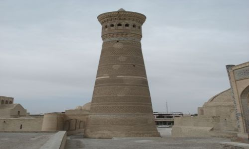 UZBEKISTAN / Wilojat Buchary / Buchara / Minaret Kalyon