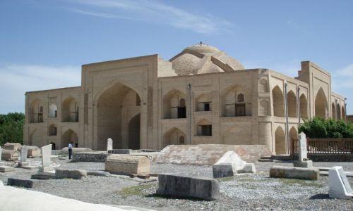 Zdjęcie UZBEKISTAN / Wilojat Buchary / Kompleks Bahouddin Naqshband / Kompleks Bahouddin Naqshband
