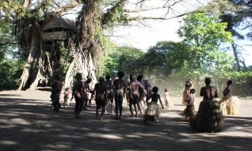 Zdjęcie VANUATU / Tanna / Jakel / custom dance