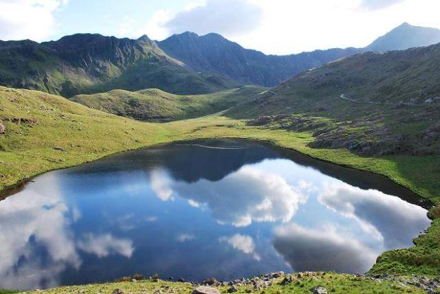 Zdjęcia: Snowdon, Park Narodowy Snowdonia, Snowdonia, WALIA