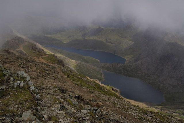 Zdjęcia: Park Narodowy Snowdonia, jeziorko, WALIA