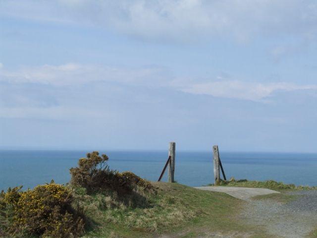 Zdjęcia: Aberystwyth, Walia, Brama do..., WALIA