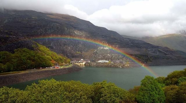 Zdjęcia: Llanberis, Electric mountains, WALIA