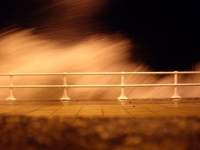 Zdjęcia: Aberystwyth, sztorm, WALIA
