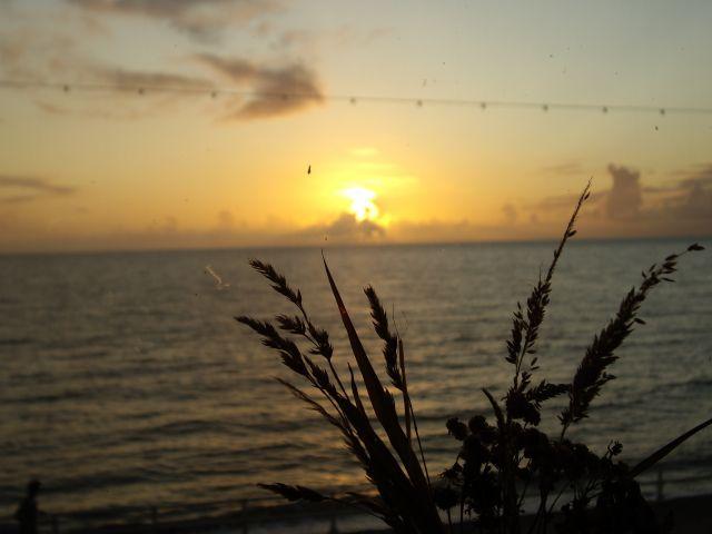 Zdjęcia: widok z okna, zachód słońca, WALIA
