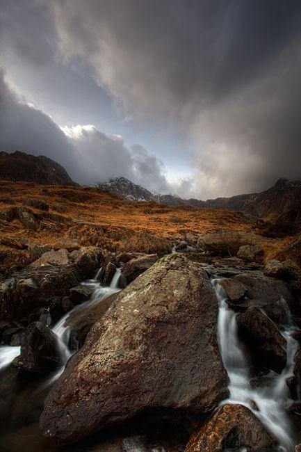 Zdjęcia: Ogwyn Valley, Snowdonia, Snowdonia, WALIA