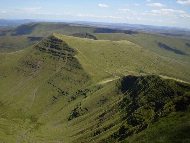 Zdjęcia: Brecon, W górach Beacons, WALIA