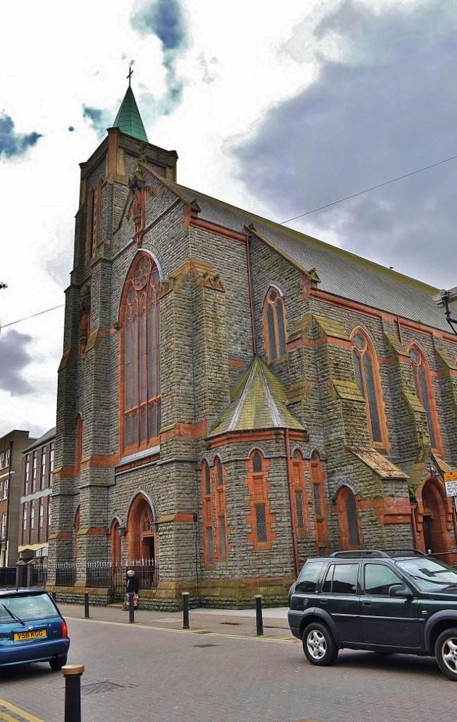 Zdjęcia: Cardiff, Południowy Wschód, Kościoły Cardiff, WALIA