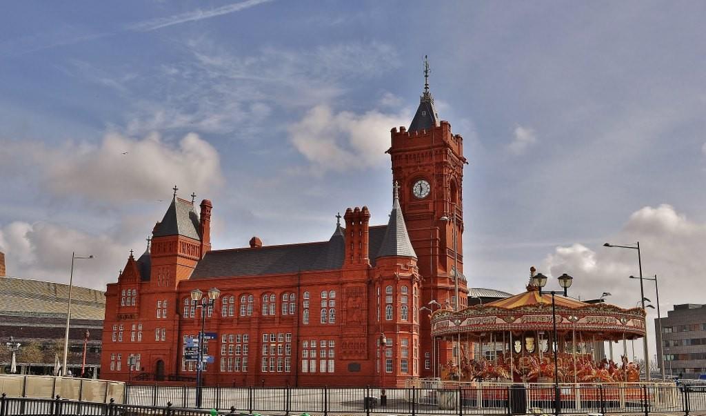 Zdjęcia: Cardiff, Południowa Walia, Cardiff, Bey, WALIA